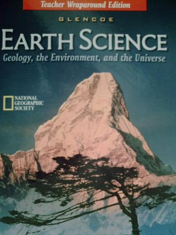 glencoe earth science textbook pdf