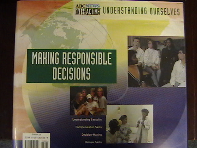 ABC News Interactive Understanding Ourselves Responsible (VD)