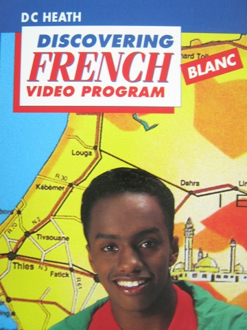 Discovering French Blanc Video Program (Pk)