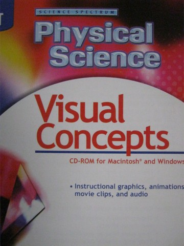 Science Spectrum Physical Science Visual Concepts (CD)