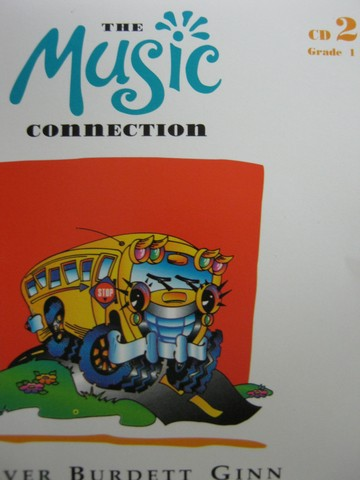 Music Connection 1 CD 2 (CD)