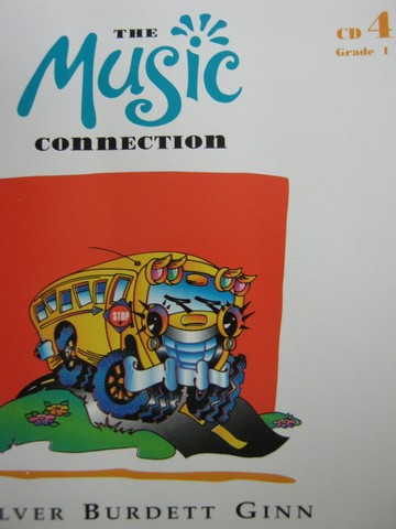 Music Connection 1 CD 4 (CD)