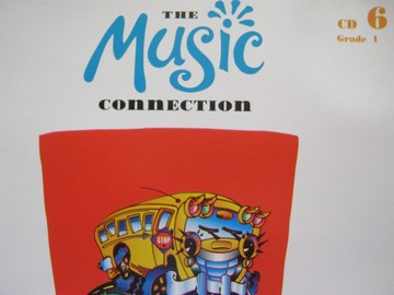 Music Connection 1 CD 6 (CD)