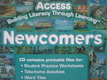 Access Newcomers CD-ROM (CD) by Duran, Gusman, & Shefelbine