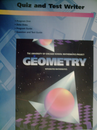 UCSMP Geometry 2e Quiz & Test Writer IBM Compatibles(Binder)