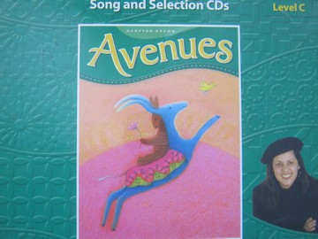 Avenues Level C Song & Selection CDs (CD)(Set)