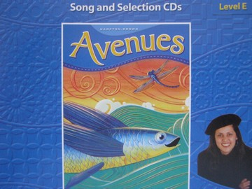 Avenues Level E Song & Selection CDs (CD)