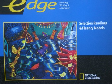 Edge Level B Selection Readings & Fluency Models (CD) by Moore,
