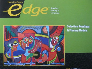 Edge Level C Selection Readings & Fluency Models (CD) by Moore,