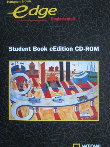 Edge Fundamentals Student Book eEdition CD-ROM (CD) by Moore,