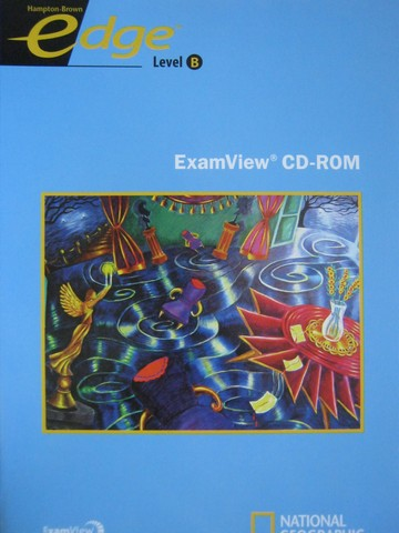 Edge Level B ExamView CD-ROM (CD) by Moore, Short, Smith & Tatum
