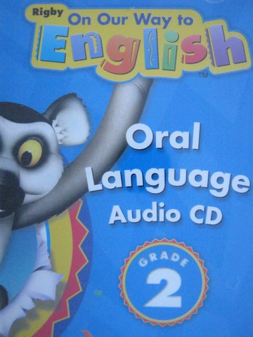 On Our Way to English 2 Oral Language Audio CD (CD)