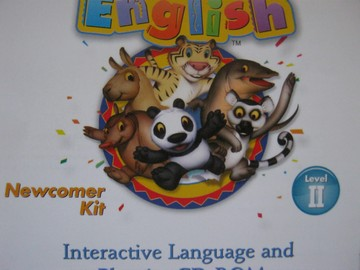 On Our Way to English Newcomer Kit 2 Interactive Language (CD)