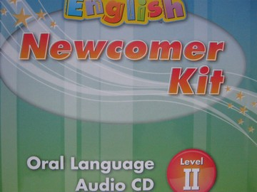 On Our Way to English Newcomer Kit 2 Oral Language Audio CD (CD)