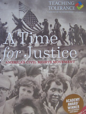 A Time for Justice America's Civil Rights Movement (Pk)