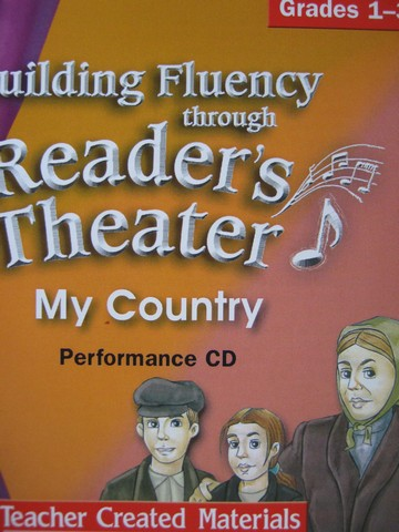Building Fluency Through Reader's Theater My Country (CD)
