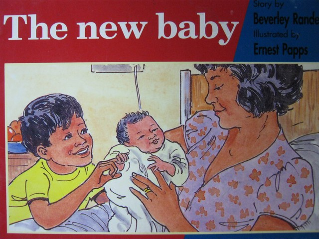 New PM Story Books The New Baby (P) by Beverley Randell