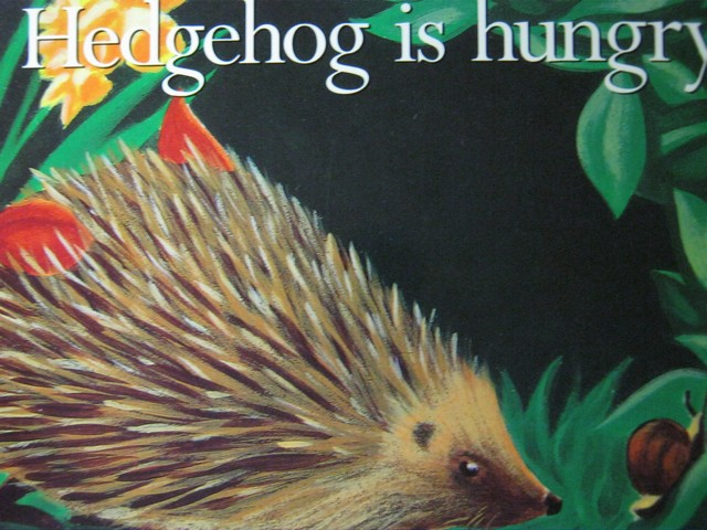 New PM Story Books Hedgehog is Hungry (P) by Beverley Randell