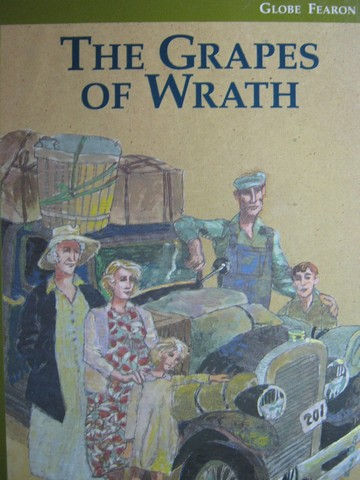 an analysis of the images used in john steinbecks the grapes of wrath In the roads where the teams moved, where the wheels milled the ground and the hooves of the horses beat the ground, the dirt crust broke and the dust formed.