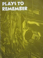 Plays to Remember (P) by Henry B Maloney