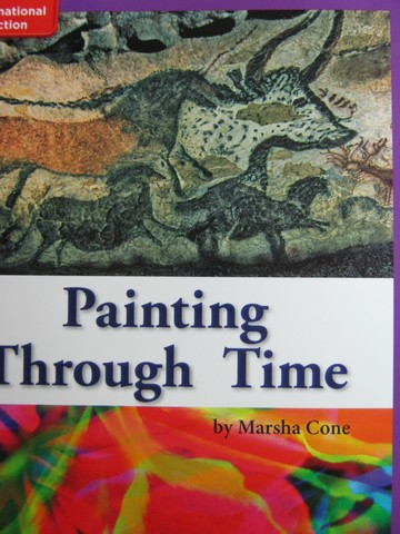 Leveled Reader Library 3 Painting Through Time (P) by Cone