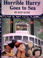 Horrible Harry Goes to Sea (P) by Suzy Kline