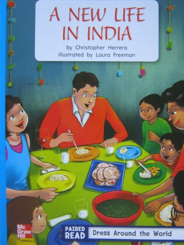 A New Life in India (P) by Christopher Herrera