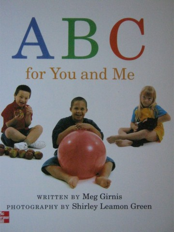 A B C for You & Me (P) by Meg Girnis