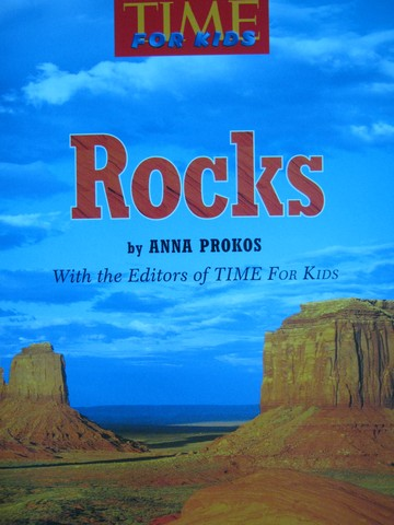 Time for Kids 4 Rocks (P) by Anna Prokos