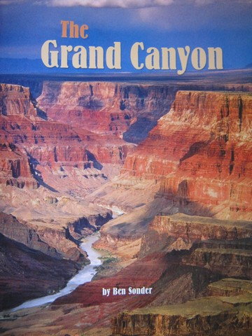 Leveled Reader Library 4 The Grand Canyon (P) by Ben Sonder
