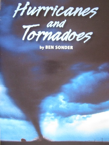 Leveled Reader Library 5 Hurricanes & Tornadoes (P) by Sonder