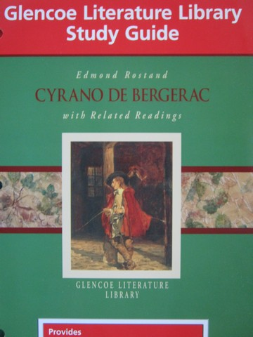 a study of the book cyrano de bergerac by edmond rostand The project gutenberg ebook of cyrano de bergerac, by edmond rostand this ebook is  de guiche: i counsel you to study  they'd make a stirring book cyrano.