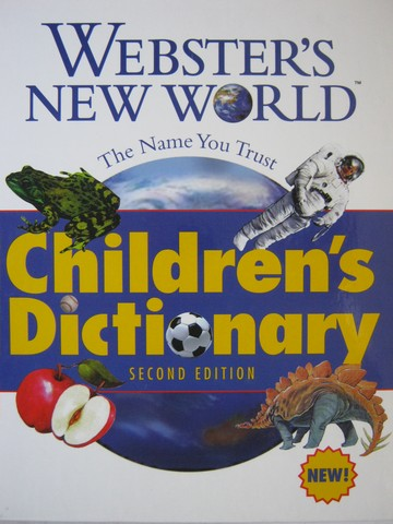 Webster's New World Children's Dictionary 2nd Edition (H)