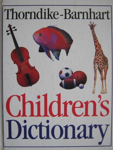 Thorndike-Barnhart Children's Dictionary (H)