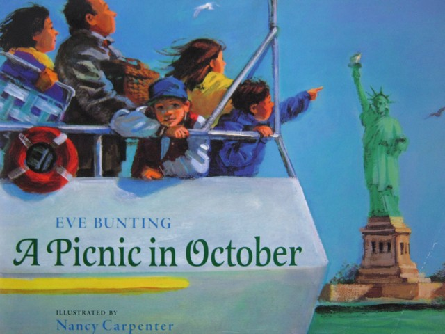 A Picnic in October (P) by Eve Bunting