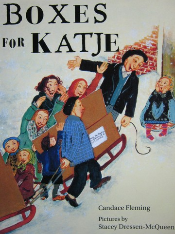 Boxes for Katje (P) by Candace Fleming