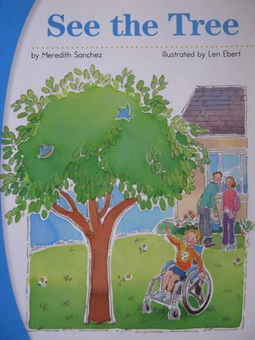 SRA Pre-Decodables Pre-K See the Tree (P) by Meredith Sanchez