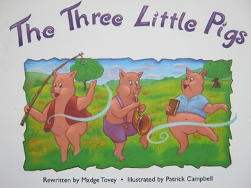 Three Little Pigs (P) by Madge Tovey