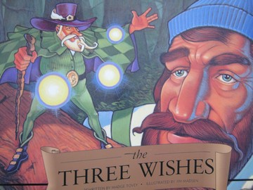Three Wishes (P) by Madge Tovey