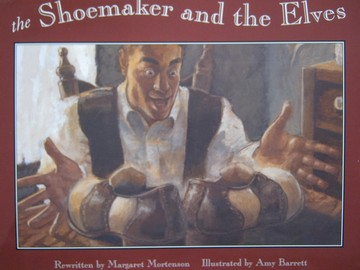 Shoemaker & the Elves (P) by Margaret Mortenson