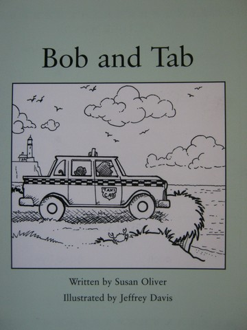 Readable Bob & Tab (P) by Susan Oliver