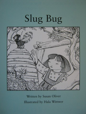 Readable Slug Bug (P) by Susan Oliver