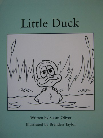 Readable Little Duck (P) by Susan Oliver