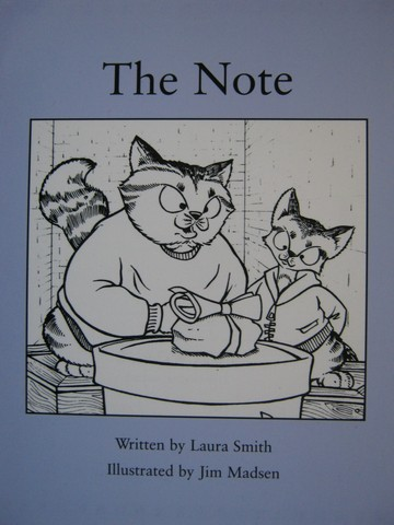 Readable The Note (P) by Laura Smith