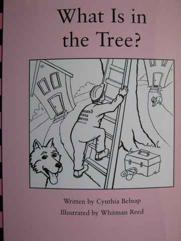 Readable What Is in the Tree? (P) by Cynthia Belnap