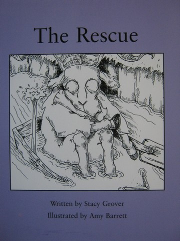 Readable The Rescue (P) by Stacy Grover
