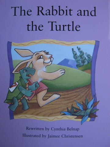 Review Readable The Rabbit & the Turtle (P) by Cynthia Belnap