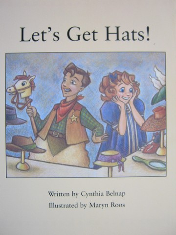 Review Readable Let's Get Hats! (P) by Cynthia Belnap