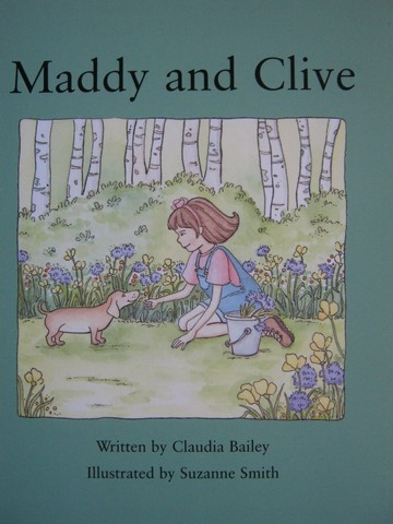 Review Readable Maddy & Clive (P) by Claudia Bailey