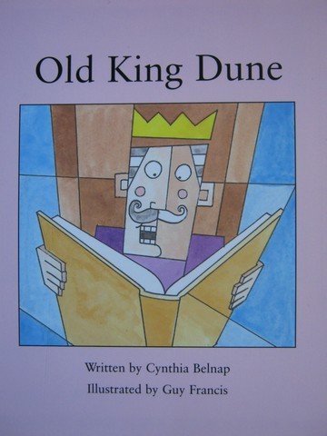 Review Readable Old King Dune (P) by Cynthia Belnap